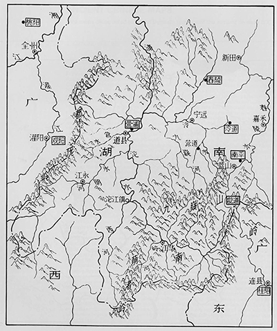 Earliest Maps found in China