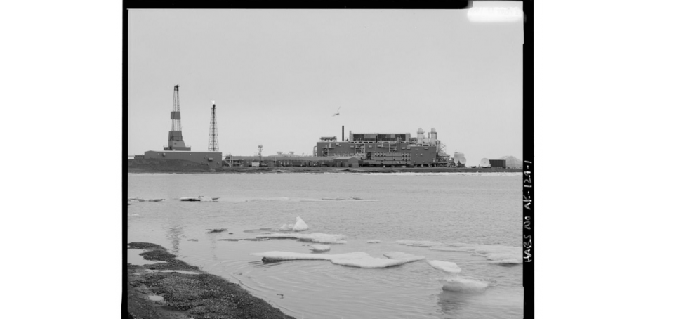 Early Days of North Slope Oil & Gas Fields